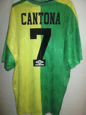 Manchester United Cantona 1992-1993 Newton Heath Football Shirt Trikot XXL /6125