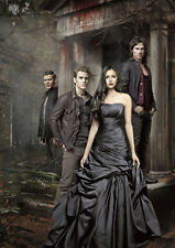 The Vampire Diaries Cast Dark POSTER