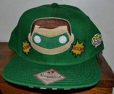 Green Lantern Pop! Heroes The Original SNAPBACK FlatBill DC COMICS Hat Cap