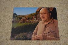 RICHARD STARZAK  signed Autogramm 20x25 cm In Person SHAUN DAS SCHAF