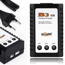 IMAX RC B3 Pro Compact 2S 3S Balance Charger Lithium LiPo Battery For Helicopter