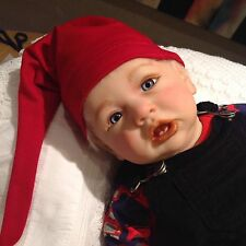 SASKIA, By Bonnie Brown , Gorgeous,Beautiful,Reborn Baby Boy ,COA Included