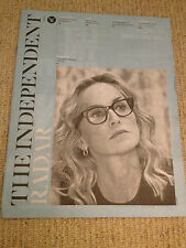 UK RADAR magazine May 2014 Sharon Stone interview Ruthie Henshall Kevin Costner