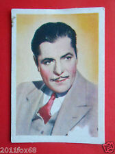 figurine actors acteurs cards nestle stars of the silver screen 57 warner baxter