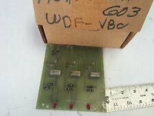 USED GENERAL ELECTRIC 193X278AAG03,36A353696AA RELAY W/3LED INDICATORS RED  CS
