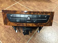 2004 Mercedes Benz E320 Wagon CD Changer Heated Seat Switch Used