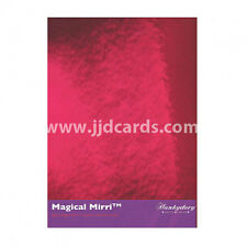 Hunkydory - Magical Mirri Card -  Pink Mica - 8 x A4 Sheet Pack 270gsm - Crafts