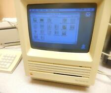 VINTAGE APPLE MACINTOSH M5001 COMPUTER W/KEYBOARD-MOUSE-PRINTER/BILL OF SALE
