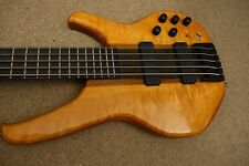 STATUS S2 EMPATHY Graphite 1997 handmade 5 strings bass excellent condition