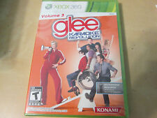 Karaoke Revolution Glee: Volume 3 - Xbox 360 GAME ONLY NO MICROPHONE