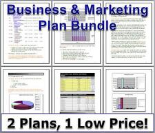 How To Start Up - LIMOUSINE LIMO SERVICE - Business & Marketing Plan Bundle