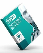 Eset Internet Security - Version 10 on 2017 (2 Years / 2PCs) for Windows