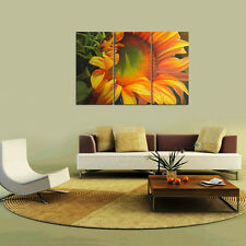 Canvas Prints Home Decor Wall Art Painting Picture-Beauty Sunflower Unframed#O3