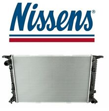 NEW Audi S4 2004-2009 Driver Left Auxiliary Radiator Nissens 8E0 121 212 K
