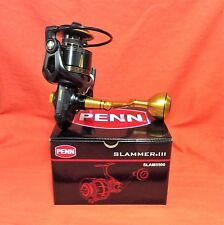 PENN Slammer III 5500 Spinning Reel Gear Ratio 5.6:1 #SLAIII5500 (1403984)