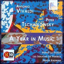 Vivaldi/Tchaikovsky: A Year in Music, New Music