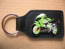 Schlüsselanhänger Kawasaki ZX-9 R / ZX9R Modell 2002 grün green Art. 0843