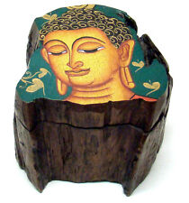 Chinese Apparel Chinese Gifts For Women Chinese Wooden Jewelry Box – Buddha