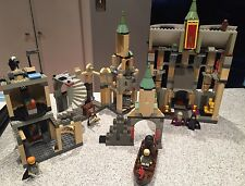 Lego Harry Potter Hogwarts 4709 All Minifigures Near Complete