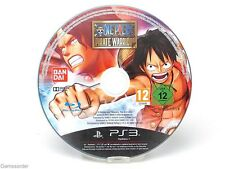 One PIECE-PIRATE WARRIORS (disc) ~ PLAYSTATION 3 gioco ~
