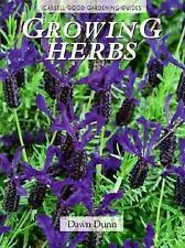 Growing Herbs (Cassell Good Gardening Guides)-ExLibrary