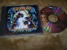 DEF LEPPARD HYSTERIA MADE IN GERMANY CD ALBUM ROCKET ANIMAL POUR SOME SUGAR