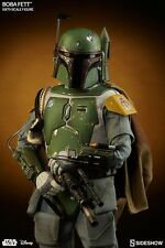 BOBA FETT 1/6 scale SIDESHOW figure (The Empire Strikes Back) BACK IN STOCK LTD