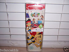 Disney JAKE & THE  NEVER LAND PIRATES 16 Wall Decals Peel & Stick  Christmas