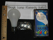 The Magic Lamp Trick - The Bulb Magically Lights Up - Stage, Spooky, Halloween