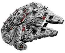 Custome LEGO | Star Wars UCS Millennium Falcon 10179 | Compatible Blocks Clone