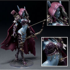 World of Warcraft Action Figur, WOW Allianz Sylvanas Windrunner Warcraft 14 cm