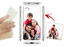 CUSTODIA COVER MORBIDA GEL TPU FOTO PERSONALIZZATA PER IPHONE 4 4s