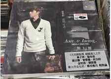 張敬軒 张敬轩Hins cheung 感情生活Love& Living cd+dvd 大马版 马来西亚Malaysia press