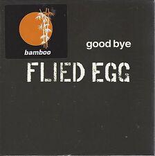 FLIED EGG - GOODBYE - (still sealed digipak cd) - BAMCD 7006