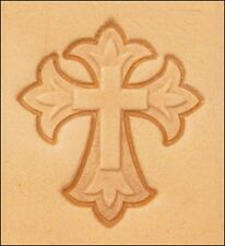 8614 Craftool 3-D Stamp Cross Tandy Leather 8614-00