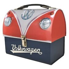 Official VW Camper Van Tin Tote Lunch Box - ideal as storage box