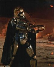 Gwendoline Christie Star Wars Autographed Signed 8x10 Photo COA #3