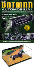 Automobilia #53 Batman #52 Batmobile Eaglemoss ~ JOKER Roadster Win Mortimer Art