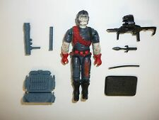 GI JOE ROCK VIPER Action Figure COMPLETE 3 3/4 C9+ v2 2000
