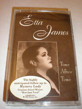 Etta James CASSETTE NEW Time After Time
