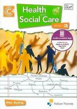 Health and Social Care Diploma Level 3 Course Companion by Ayling, Patricia ( AU