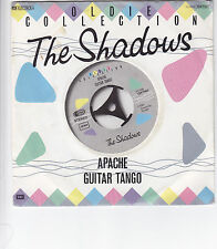 "Single 7"" The Shadows ""Apache/Guitar Tango"""