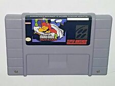 Super Mario Bros 2: Dream Courses - game For SNES Super Nintendo - Platformer