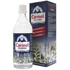 CARMOL GOCCE 80 ML PER FRIZIONARE E INSPIRARE