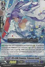 CARDFIGHT VANGUARD CARD: PRISM-PROMISE, PRINCESS LEYTE G-CB01/020EN R RARE