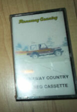 Runaway Country Cassette SEALED
