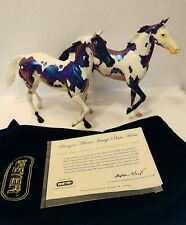 Breyer decorator lonesome glory mirror image paint horse stallions limited 1500