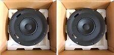 """2 JBL Control 227C 6.5"""" Coaxial Ceiling Loudspeakers Speakers NEW!"""