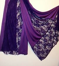 NEW EXTRA LARGE JERSEY NET DIAMONTIS  HIJAB MAXI LARGE SHAWL SCARF WRAP