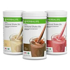 24% off HERBALIFE HEALTHY NUTRITIONAL SHAKE MIX French Vanilla BE FIT FREE SHIP!